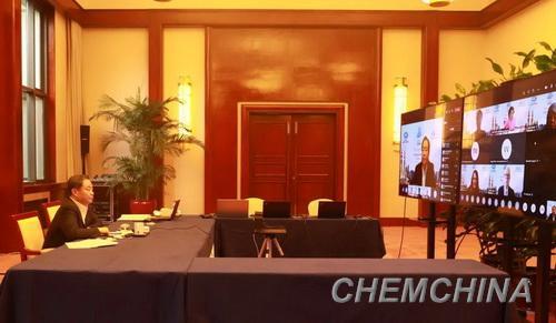 宁高宁出席ABAC第四次全体线上会议